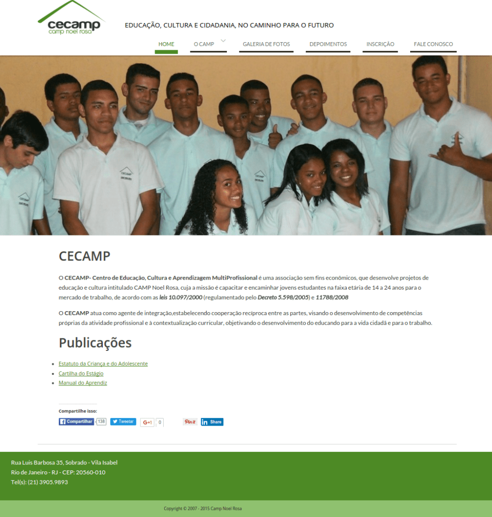 CAMPNOELROSA-WORDPRESS