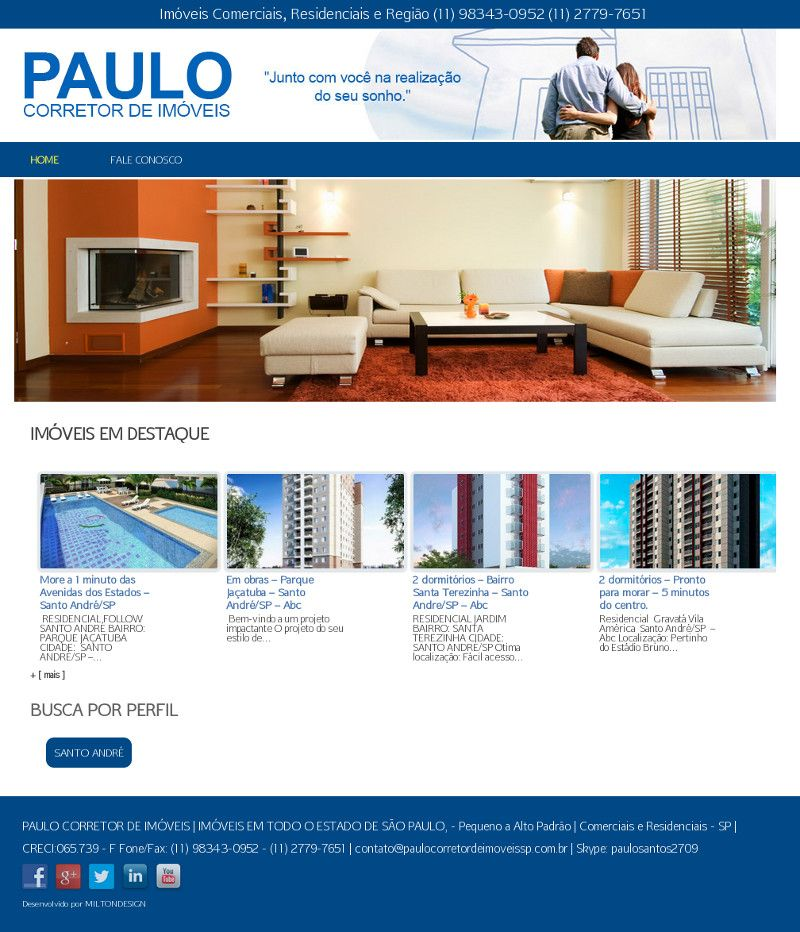 wordpress-paulocorretor-miltonandrade